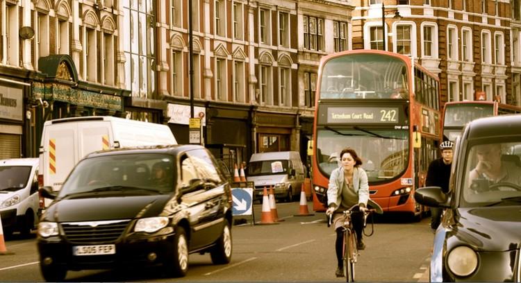 Londres tendrá más ciclistas que conductores de autos en los próximos años, © Flickr Commons