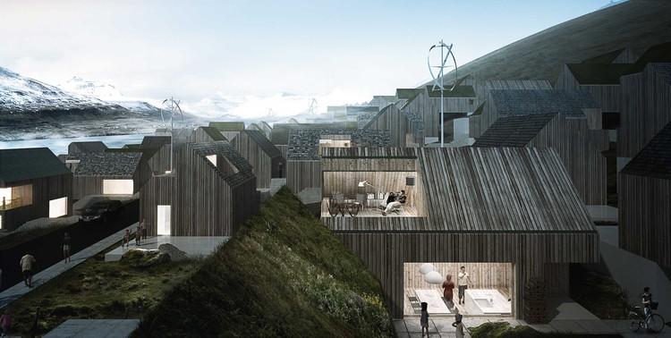 """MASS Lab é selecionado como um dos finalistas do """"Nordic Built Cities Challenge"""", Cortesia de Mass Lab"""
