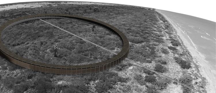 Resultados de la 28. edición del Encuentro Nacional de Estudiantes de Arquitectura en México, Cortesía de Pablo Álvarez Graillet