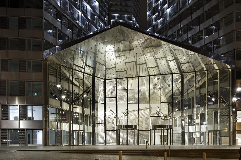 The Pont de Srves Towers  Citylights Renovation, Vincent Fillon /  Dominique Perrault Architecture