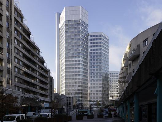 © André Morin / Dominique Perrault Architecture /Adagp