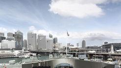 Pabellón Waterfront - Museo Marítimo Nacional de Australia / FJMT Studio