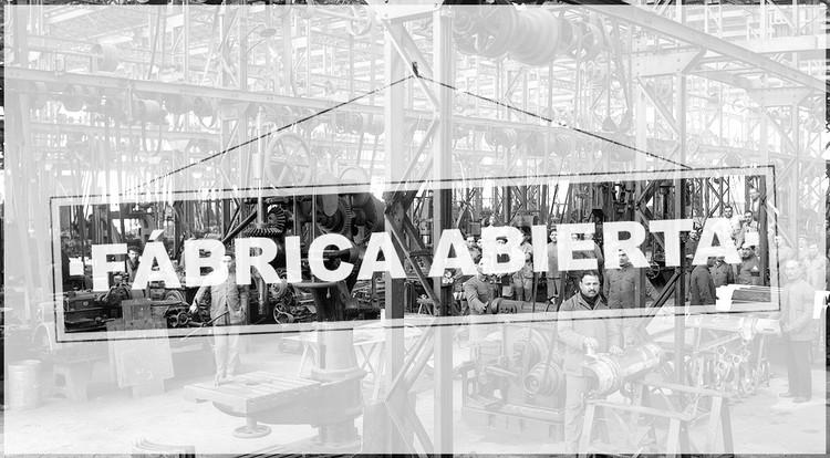Fábrica Abierta, 3° Premio OTIS-FAyS de Arquitectura, Fundación Arquitectura y Sociedad
