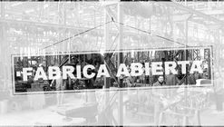 Fábrica Abierta, 3° Premio OTIS-FAyS de Arquitectura