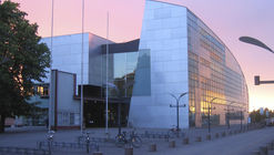 Clássicos da Arquitetura: Museu de Arte Contemporânea Kiasma / Steven Holl Architects
