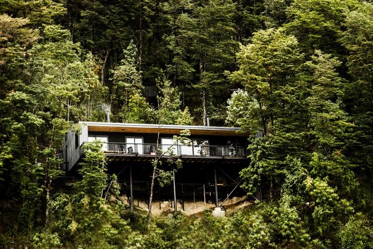 Casa en el lago todos los santos apio arquitectos for Acheter une maison canada