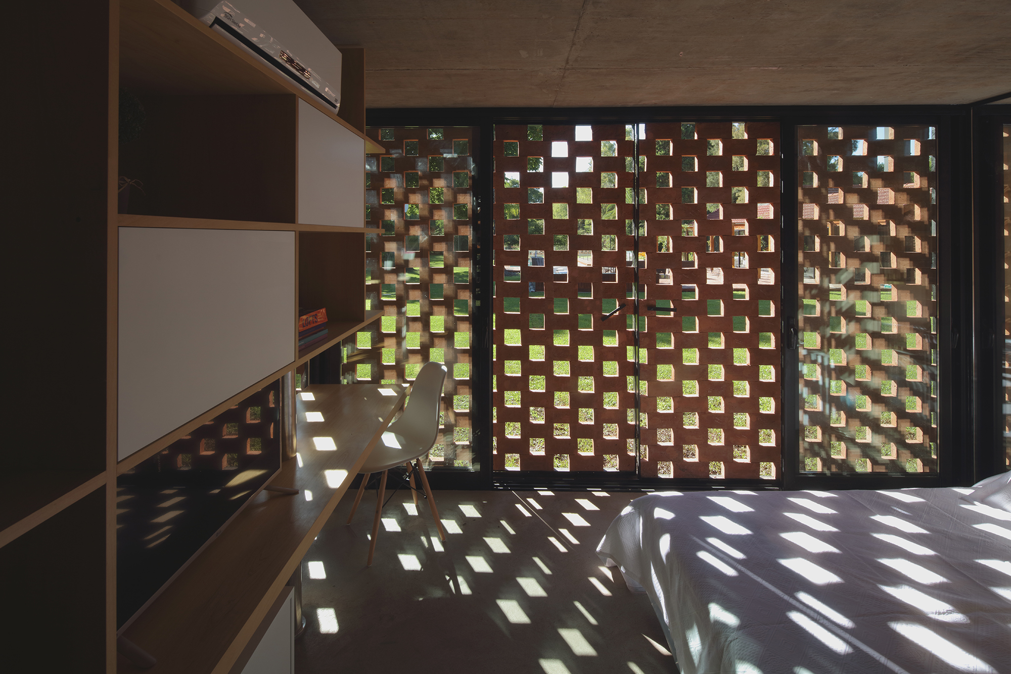 Galeria De Pavilh 227 O Experimental De Tijolos Estudio