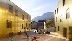 Pre/Post-School  / Savioz Fabrizzi Architectes