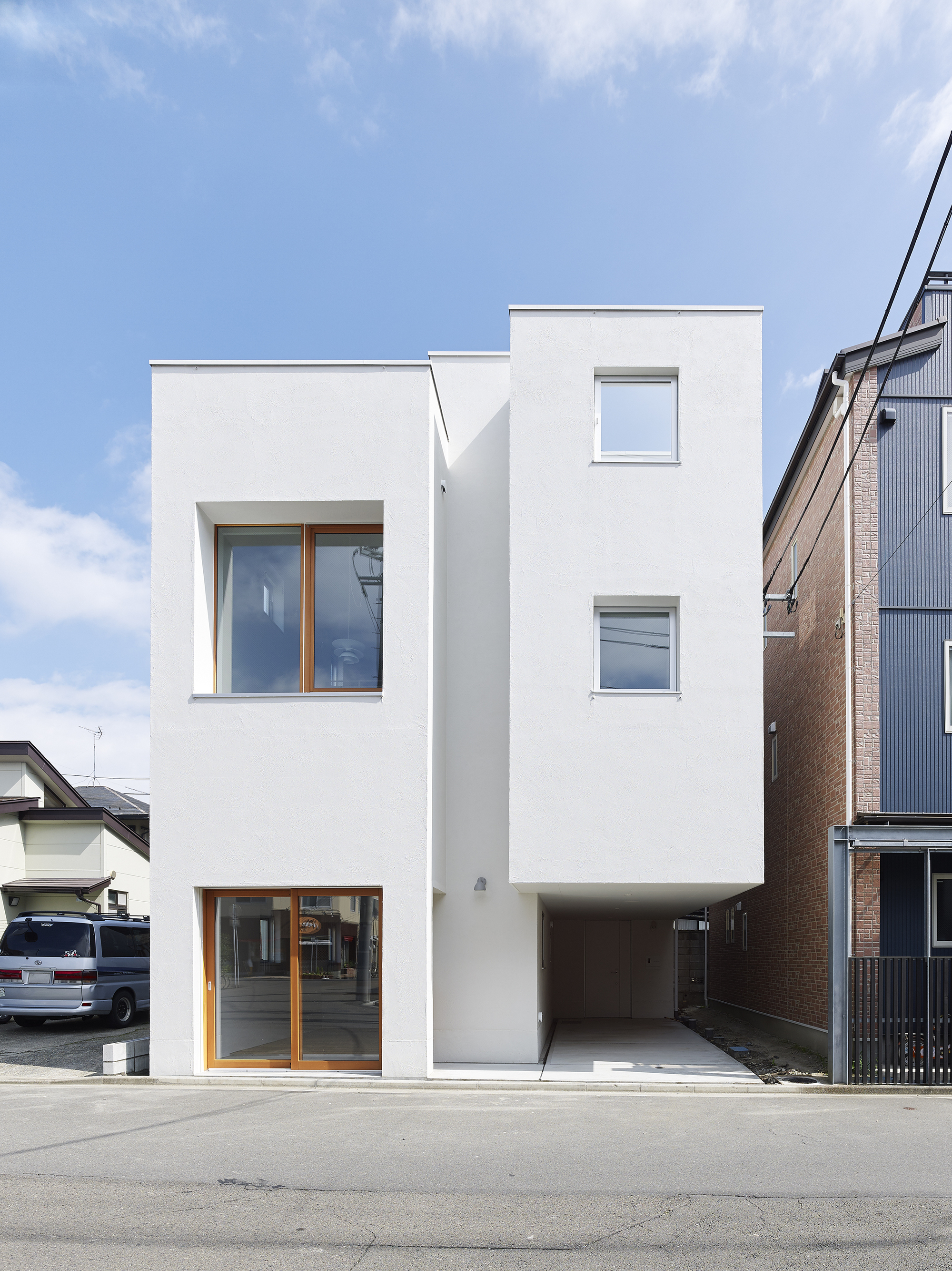 House Miyagino / Kazuya Saito Architects