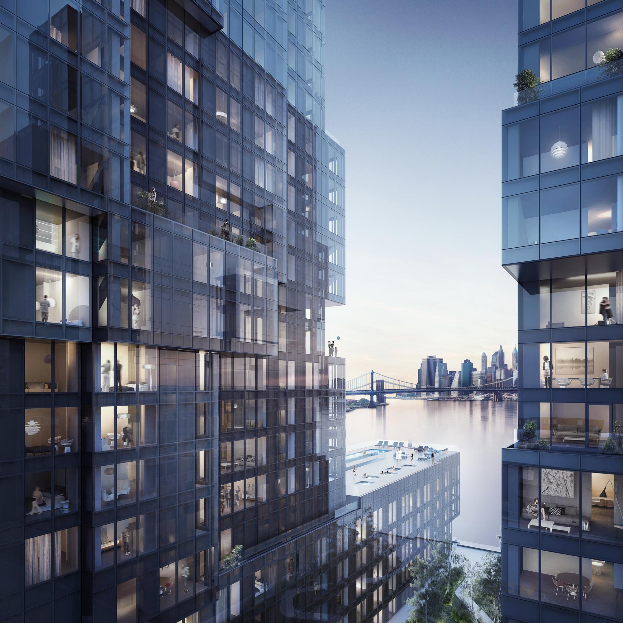 West Village Apartment Buildings
