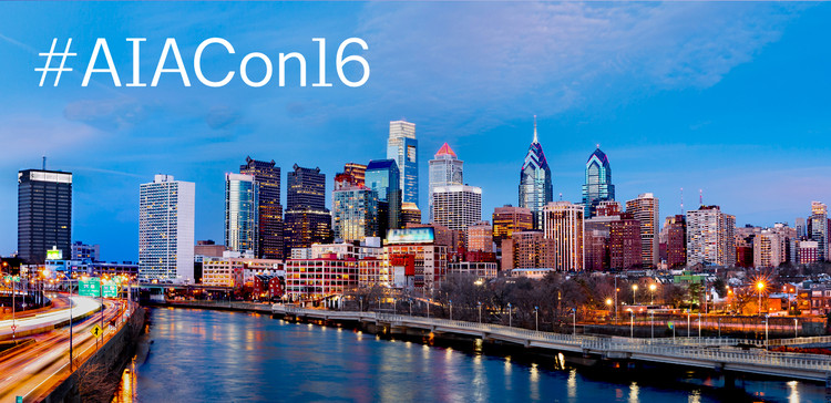 AIA Convention 2016, AIA Convention 2016 is the architecture and design event of the year. Imagine what can happen!