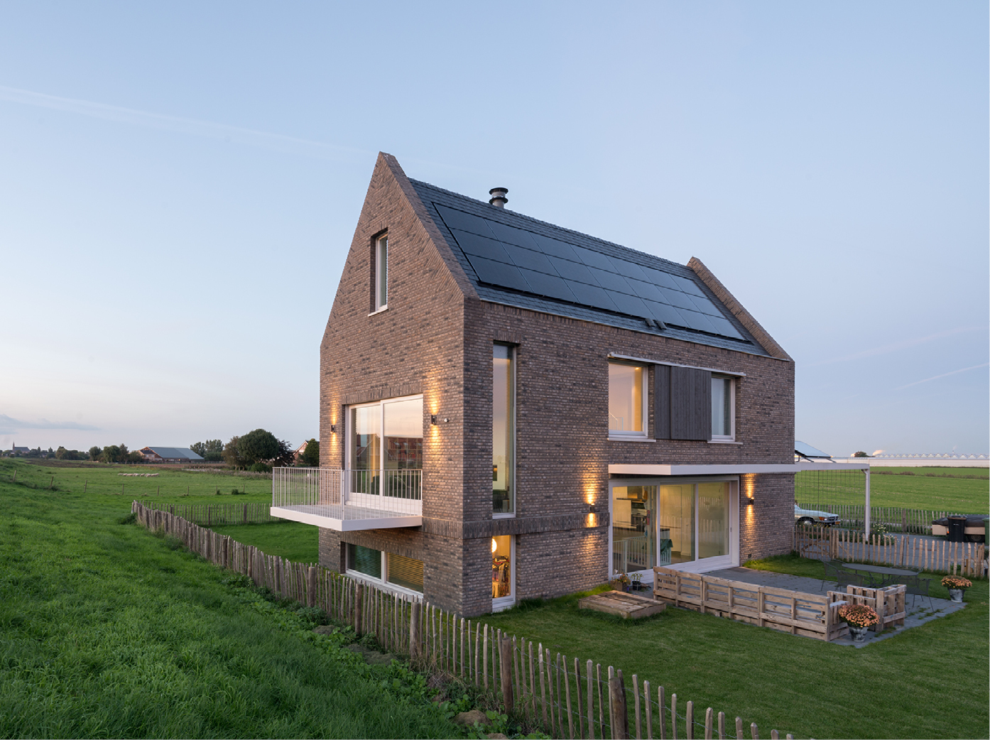 Gallery of house robert jan inge personal architecture 5 for Personal home design