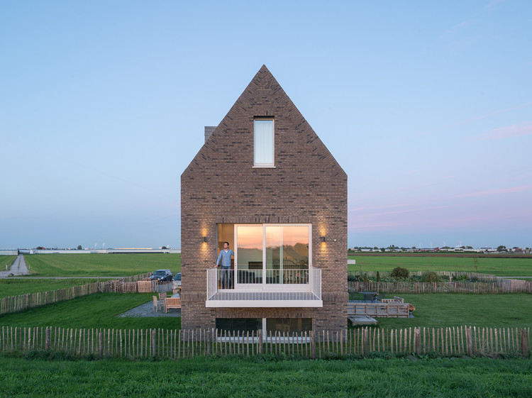 Casa Robert-Jan & Inge / Personal Architecture , © Ossip van Duivenbode
