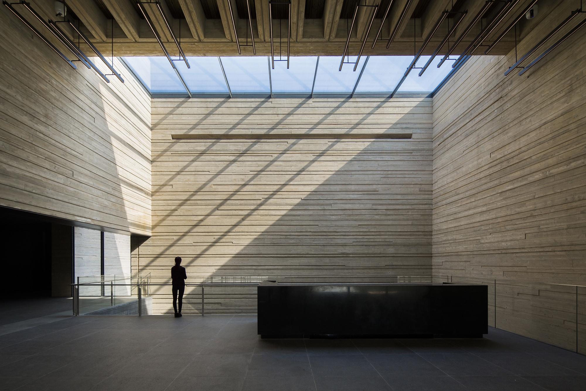 Gallery Of Mu Xin Art Museum Oli Architecture Pllc 4