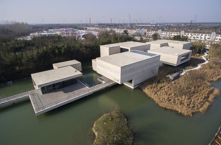Museo de Arte Mu Xin / OLI Architecture PLLC, © Shen Zhonghai