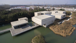 Museo de Arte Mu Xin / OLI Architecture PLLC