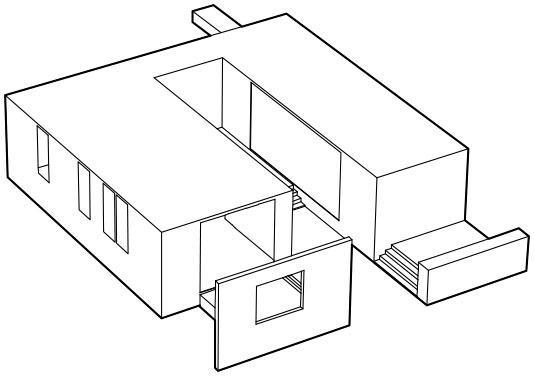 Galer a de casa s ruizsolar arquitectos 21 for Programas de 3d para arquitectos