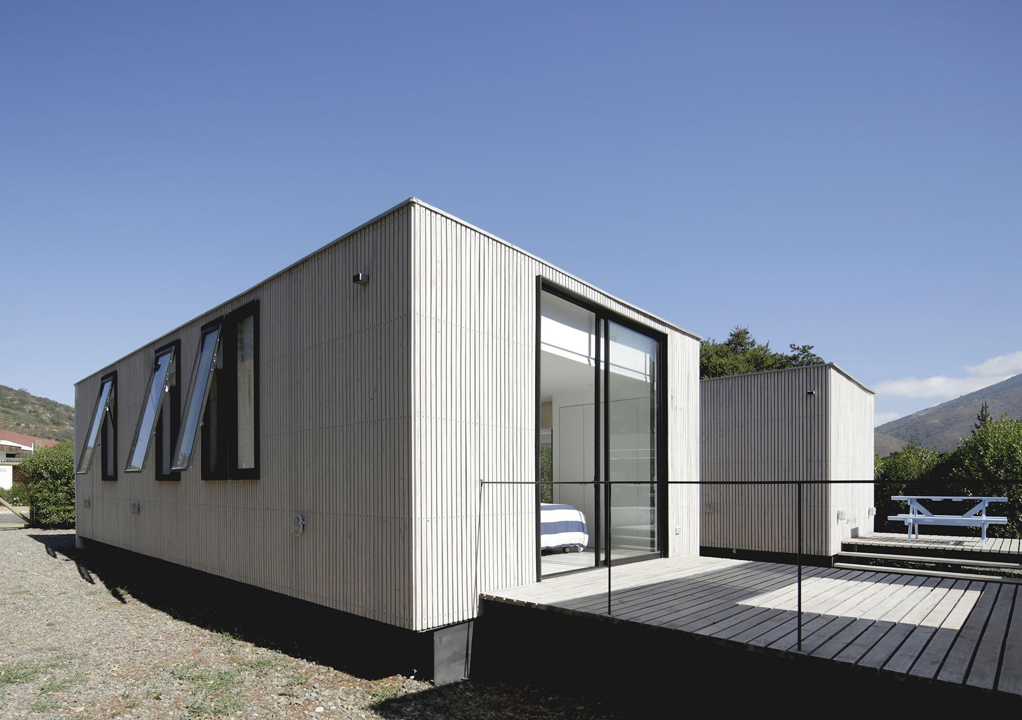 Gallery of casa s ruizsolar arquitectos 2 for Casa moderna 6 mirote y blancana