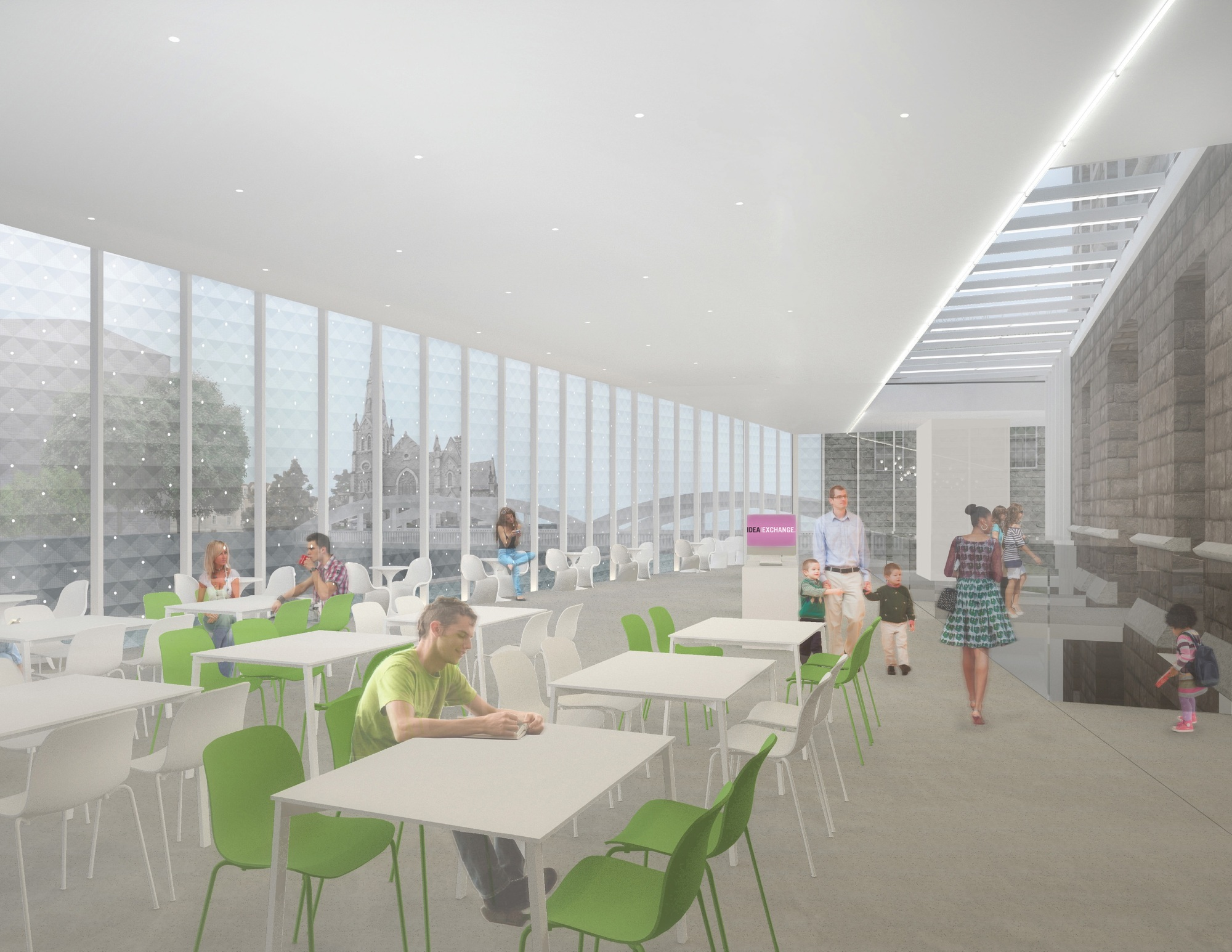RDH Architects To Convert A Historic Canadian Post Office Into Digital Library