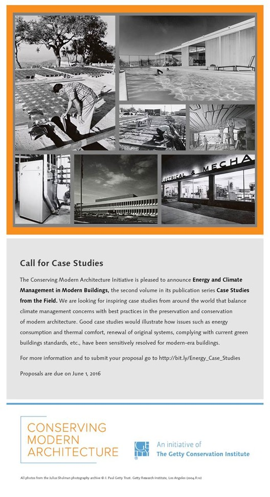 Call for Case Studies: Energy and Climate Management in Modern Buildings
