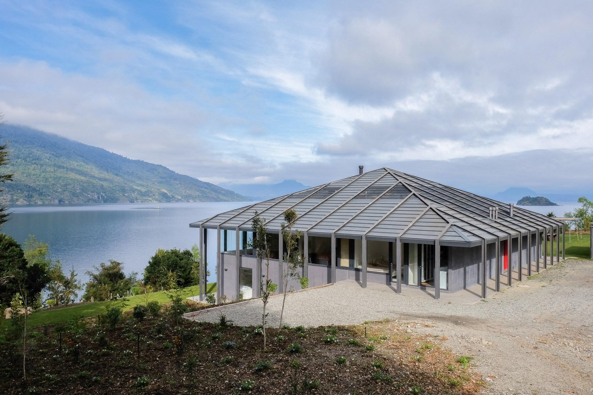 Lago Ranco Tag Plataforma Arquitectura # Muebles Futrono