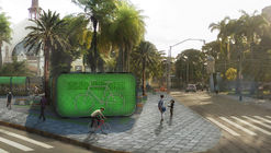 Resultados do concurso #014 Projetar.org - Bicicletário do Recife