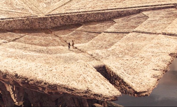 "Cine y Arquitectura: ""John Carter"" (2012)"