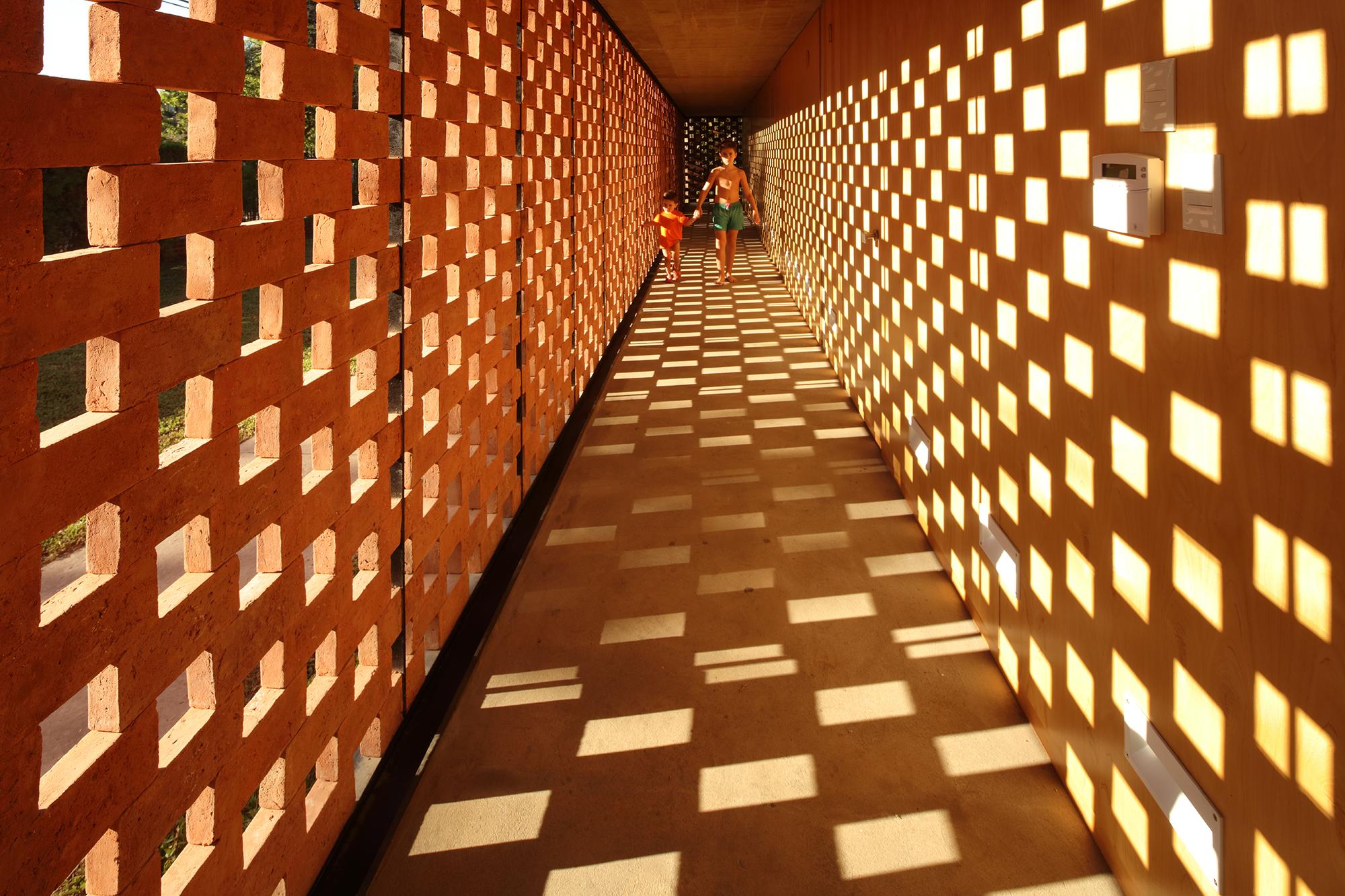Galer 237 A De Pabell 243 N Experimental Del Ladrillo Estudio