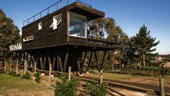 Casa Cerro Tacna / dRN Architects