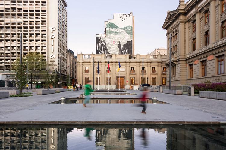 Plaza Montt Varas  / PLAN Arquitectos, © Pablo Blanco