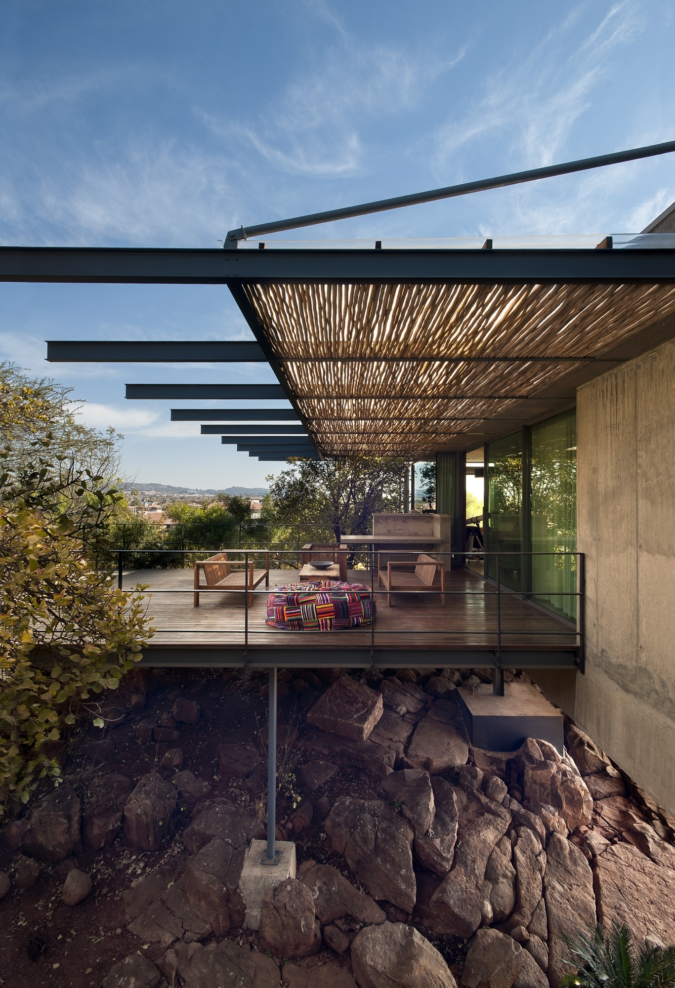 House Gauch 233 Earthworld Architects Amp Interiors Archdaily