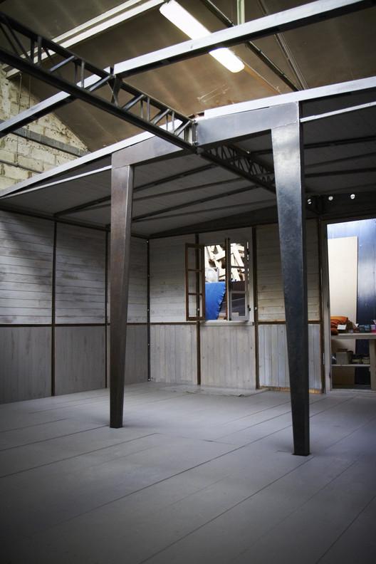 Em foco: Jean Prouvé, Casa Desmontável em exposição. Image Cortesia de Forward