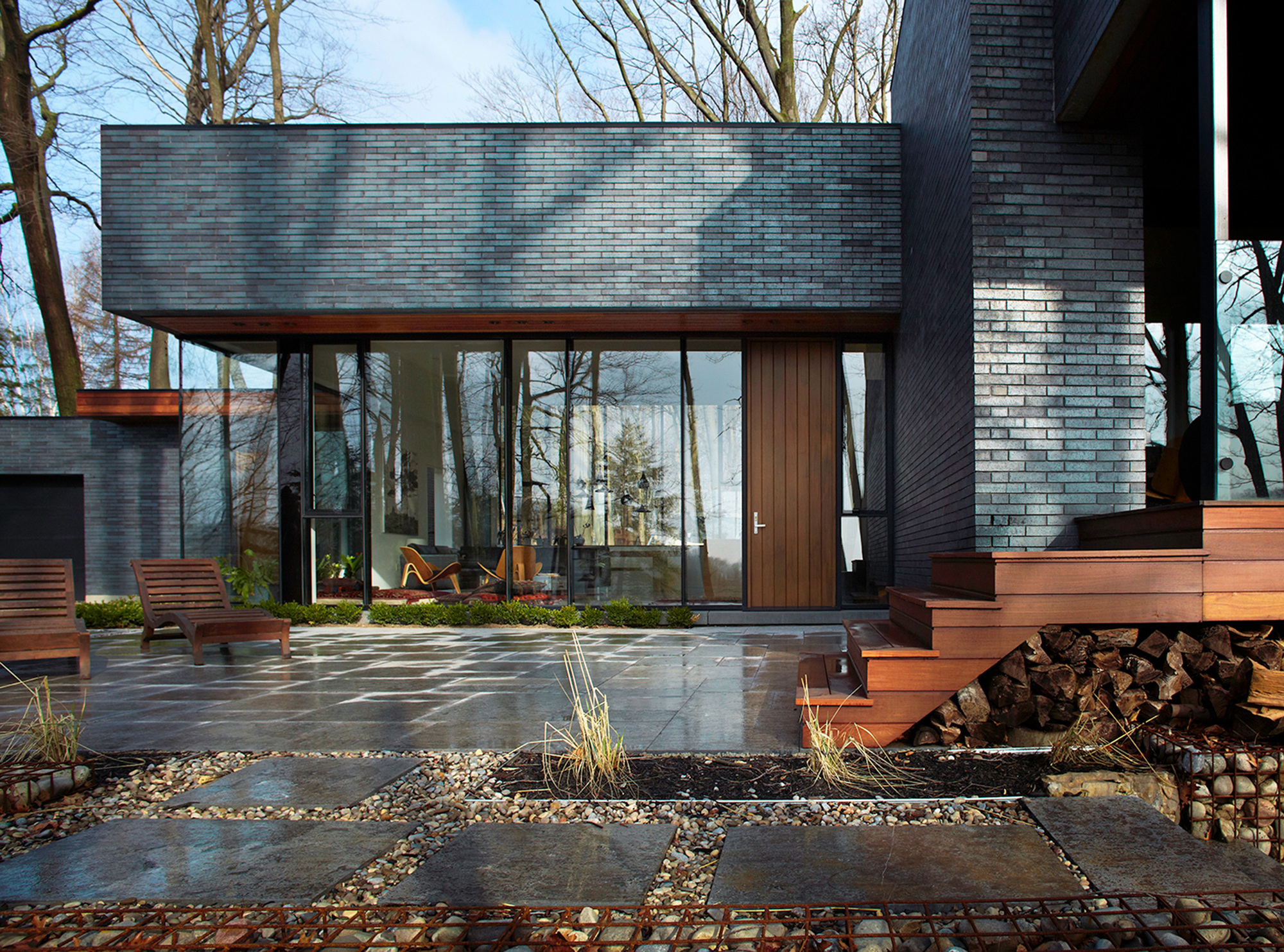 Fallsview Residence Setless Architecture Archdaily