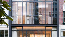 Renovation of a 30's Row House / Lab-S