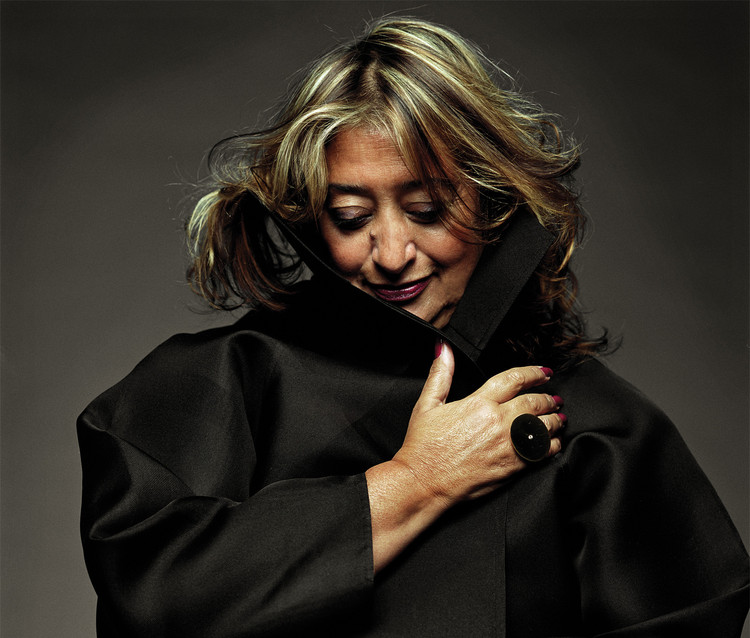 AD Readers Debate: RIP Zaha Hadid, © Steve Double