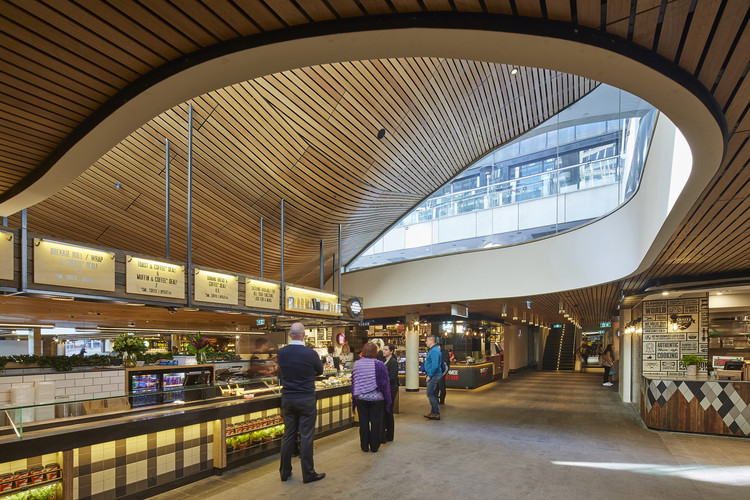 MLC Centre Food Court  / Luchetti Krelle, © Tyrone Branigan