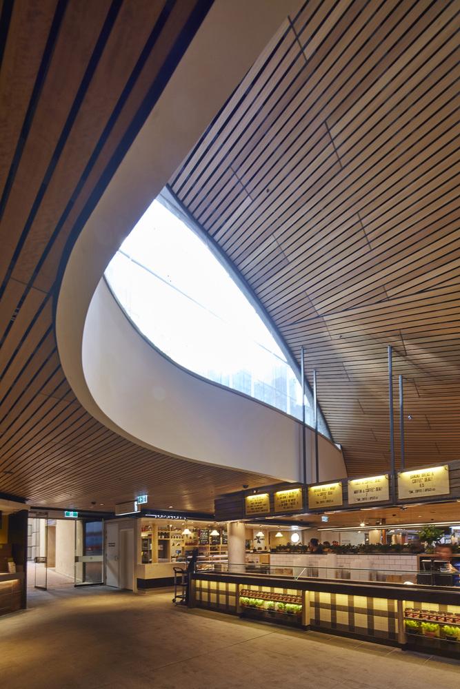 Mlc centre food court