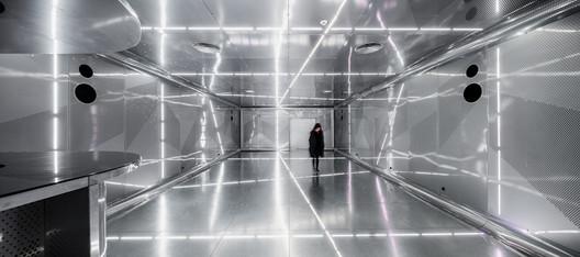 Palau Sant Jordi Vip Lounge Club  / Miàs Architects