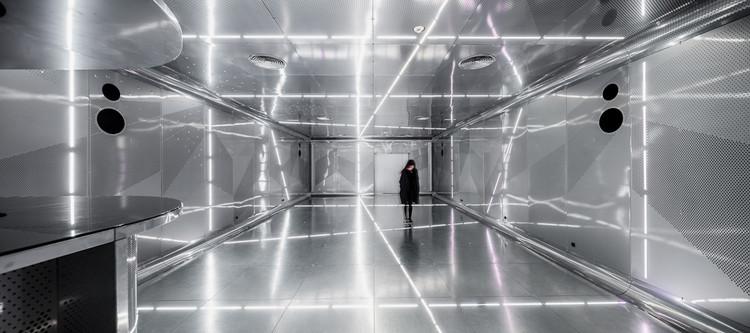 Palau Sant Jordi Vip Lounge Club  / Miàs Architects, © Adrià Goula