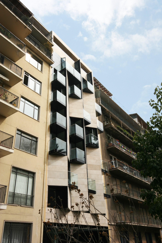 Galer a de apart hotel ismael 312 estudio larrain 5 for Appart hotel urban lodge chaudfontaine