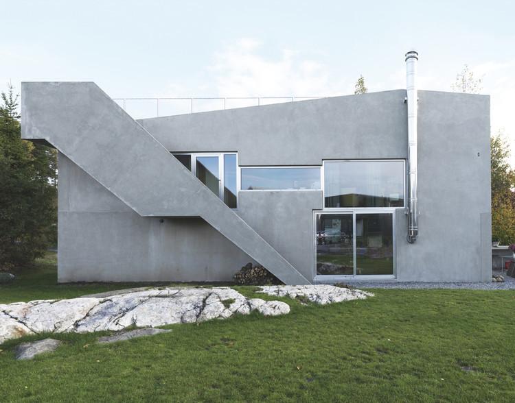 Villa Tussefaret  / Lie Øyen Arkitekter, © Fin Serck-Hanssen
