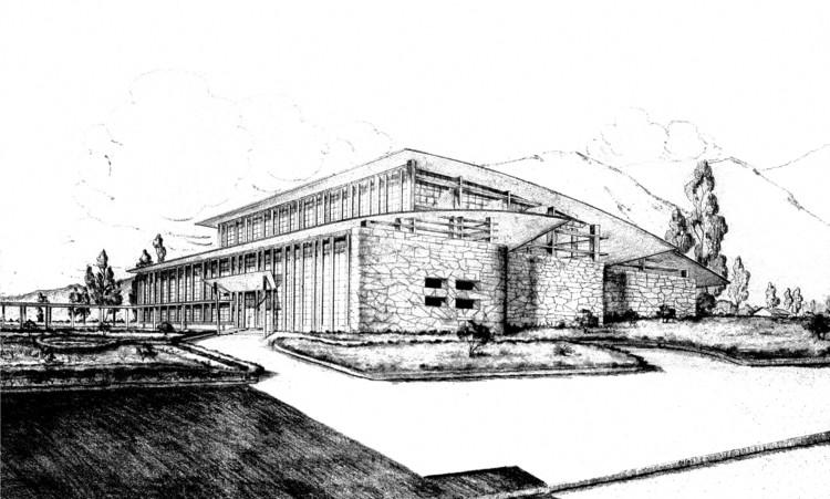 Coloquio 80 años de la Facultad de Arquitectura, momentos e ideas.  Universidad Nacional de Colombia (1936-2016), Cortesía de Virginia Gutierrez Jiménez