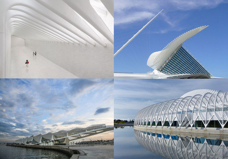 Santiago Calatrava, premio a la trayectoria en LEAF International 2016 , © Michael Muraz, Bernard Lessa, Alan Karchmer and Flickr user: crazyegg95 licensed under CC BY-ND 2.0. Image vía ArchDaily