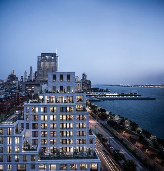 © Robert A.M. Stern Architects, Rendering by Noë & Associates with the Boundary via New York YIMBY