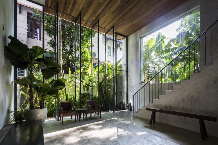 Casa Thong / NISHIZAWAARCHITECTS, © Hiroyuki Oki