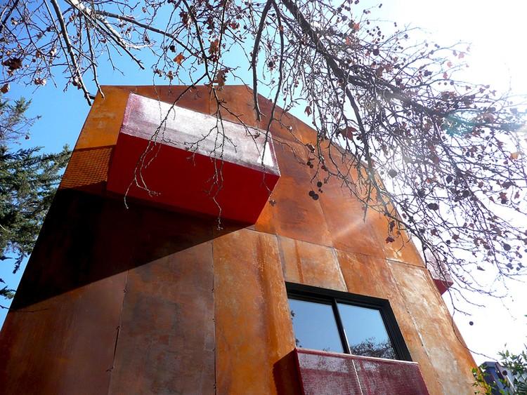 Hostal Caracol Santiago / FOAA, Cortesía de Felipe Ortiz