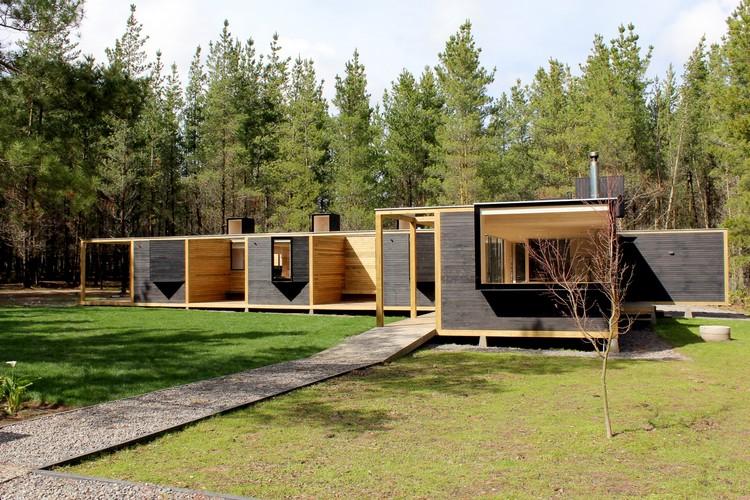 Algarrobo House / García de la Huerta & Gleixner Arquitectos, Cortesía de Tomás García de la Huerta