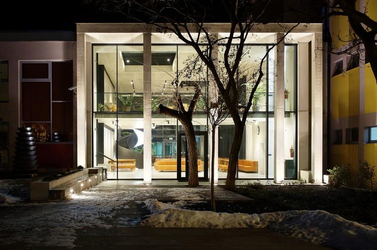 Business School Atrium Extension / IO Studio , © Martin Kocic