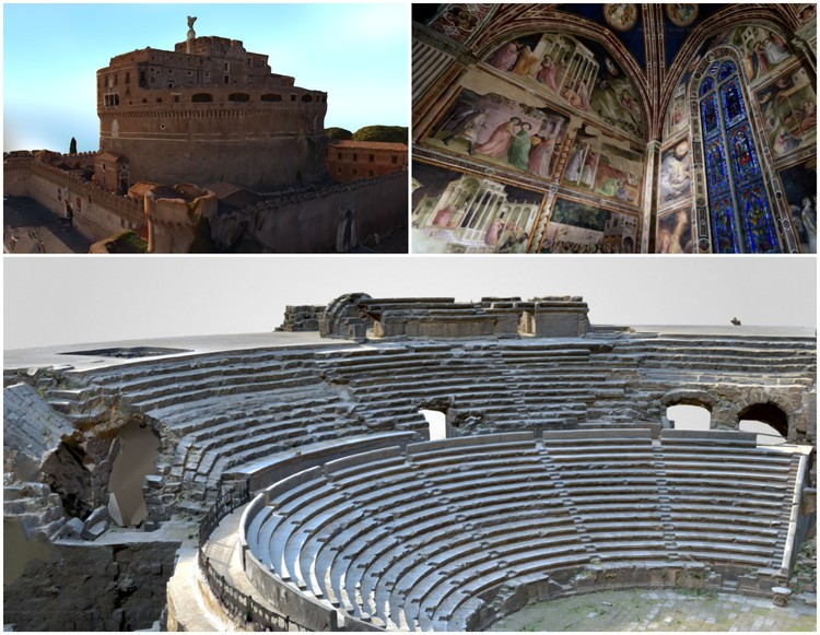 7 Outstanding Examples of Cultural Heritage in 3D Models, As Selected by Sketchfab