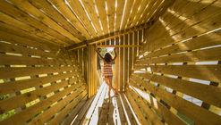 Casa en el muro / Saperlipopette les Architectes + Martial Marquet